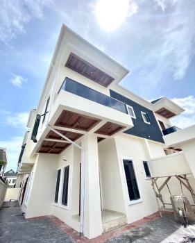 Elegantly Built 4 Bedroom Semi-detached House with Servants Quarters, 2nd Toll Gate, Lekki Expressway, Lekki, Lagos, Semi-detached Duplex for Sale