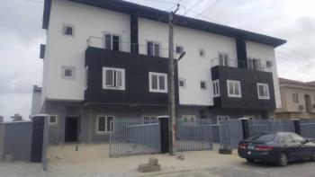 Newly Built 4 Bedroom Duplex Plus Bq in an Estate, in a Very Secure Estate, Lekki Right Hand Side, Lekki Phase 1, Lekki, Lagos, Terraced Duplex for Rent