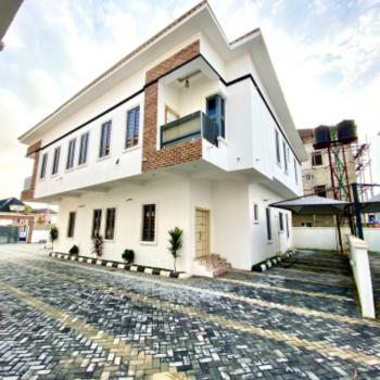 Tastefully Built  4 Bedroom Semi Detached Duplex, Chevron Toll Gate, Lafiaji, Lekki, Lagos, Semi-detached Duplex for Sale