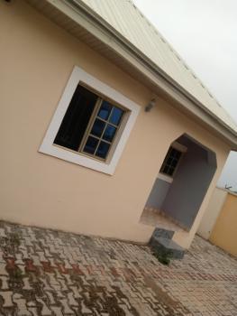 Sharp 1 Bedroom Bungalow, Scc Road Ushafa New Layout, Ushafa, Bwari, Abuja, House for Rent
