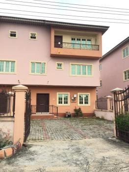 Relatively New 4 Bedroom Terrace Duplex with 3 Living Room Etc, Orchid Road, Lekki Phase 2, Lekki, Lagos, Terraced Duplex for Rent