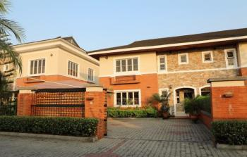 Upscale 4 Bedroom Semi Detached House, Osborne, Ikoyi, Lagos, Semi-detached Duplex for Rent