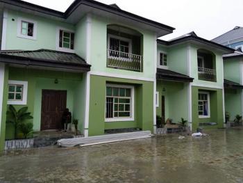 American Standard 2 Bedrooms Duplex, Shell Cooperative, Eneka, Port Harcourt, Rivers, Terraced Duplex for Rent