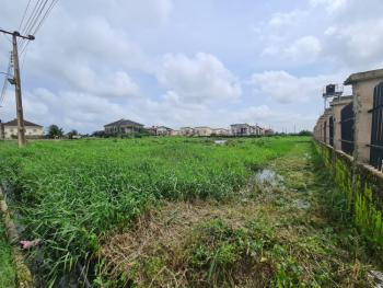Land Measuring 720 Square Meters, Pearl Gardens Estate, Sangotedo, Ajah, Lagos, Residential Land for Sale