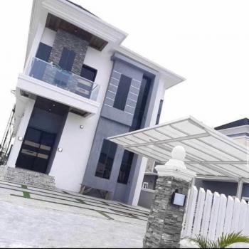 Luxurious Brand New 5 Bedroom Fully Detached Duplex with a Room Bq, Westend Estate, Lekki Phase 2, Lekki, Lagos, Detached Duplex for Sale