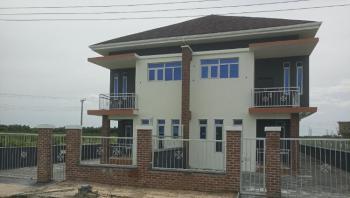 4 Bedroom Semi Detached Duplex and Bq, Amity Estate, Sangotedo, Ajah, Lagos, Semi-detached Duplex for Sale