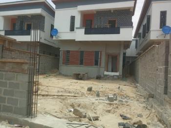 Finished 4 Bedroom Detached Duplex in a Fully Serviced Estate, Chevron, Lekki Phase 2, Lekki, Lagos, Detached Duplex for Sale