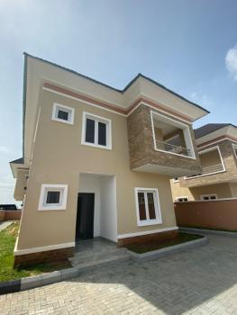 Brand New 4 Bedroom Detached Duplex B.q, Pinnock Beach Estate, Osapa, Lekki, Lagos, Detached Duplex for Rent