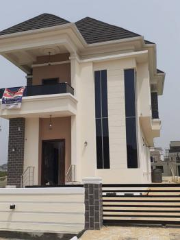 Newly Built Lovely Serviced 4 Bedroom Detached Duplex, Lafiaji, Lekki, Lagos, Detached Duplex for Sale