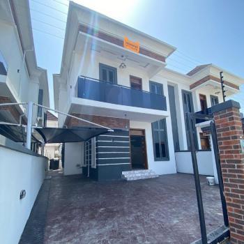 Luxurious 4 Bedroom Semi Detached Duplex in a Secured Neighbourhood, Chevron, Idado, Lekki, Lagos, Semi-detached Duplex for Sale