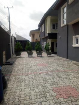 Newlt Built 3 Bedroom Duplex, Phase1, Gra, Magodo, Lagos, Semi-detached Duplex for Rent