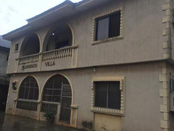 Well Maintained 3 Bedroom Flat Upstairs, Unity Street, Egbeda, Alimosho, Lagos, House for Rent