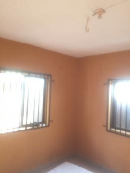 2 Bedroom with a Store Flat Close to The Main Road, 4, Old Otta Road Moshalashi, Alagbado, Ifako-ijaiye, Lagos, Flat for Rent