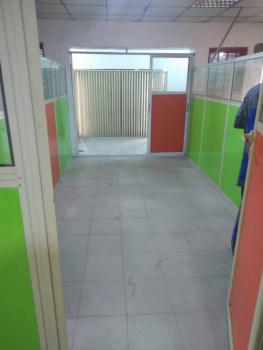 Open Plan Partitioned 120sqm Office Space, Herbert Macaulay Way, Sabo, Yaba, Lagos, Office Space for Rent