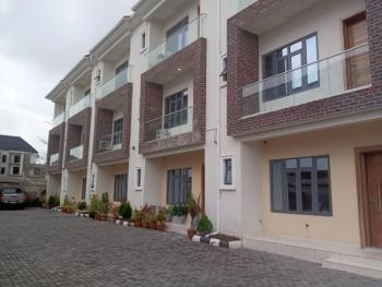Newly Built Super Luxury 4 Bedroom Terraced Duplex with a Room Bq, Lekki Right, Lekki Phase 1, Lekki, Lagos, Terraced Duplex for Rent