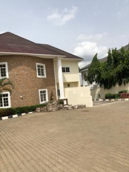 8 Bedrooms Mansion with 2 Bedrooms Guest Charley and 2 Rooms Bq, Ministers Hill, Maitama District, Abuja, Detached Duplex for Rent