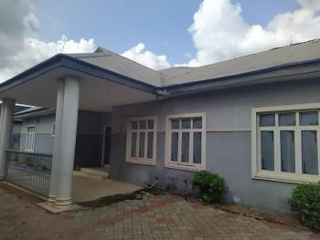 Luxury 4 Bedroom Bungalow with Adjoining 50 X 80 Land., Oghara St, Ddpa Estate,, Asaba, Delta, Detached Bungalow for Sale