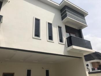 Newly Built 4 Bedrooms Terrace Duplex, Ikota Villa Estate, Ikota, Lekki, Lagos, Terraced Duplex for Rent