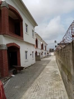 Newly Built 4 Bedroom Terrace Duplex, Ogidan, Sangotedo, Ajah, Lagos, Terraced Duplex for Rent