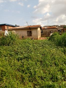 Demolishable Bungalow on Full Plot of Land, Ifako, Haruna, Ogba, Ikeja, Lagos, Residential Land for Sale