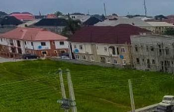 Estate Land, Abijo 3minutes Away From Crown Estate, Shoprie., Sangotedo, Ajah, Lagos, Residential Land for Sale