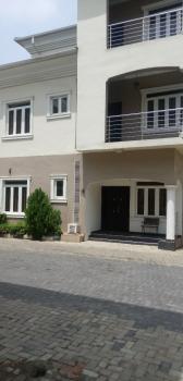 Super Luxury 4 Bedroom Detached Duplex with a Room Boys Quarter, Circle Mall Road, Osapa, Lekki, Lagos, Detached Duplex for Rent