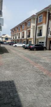 a Well Maintained 4 Bedroom Terrace Duplex with a Room Boy Quarter, Kazeem Elutu Street, Osapa London, Osapa, Lekki, Lagos, Terraced Duplex for Rent