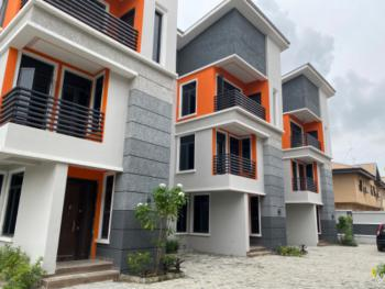Luxury 4 Bedroom Terrace Duplex with Bq, Thomas Estate, 3mins From Ajah Bridge, Ajiwe, Ajah, Lagos, Terraced Duplex for Sale