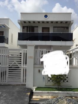 Brand New Luxury 5 Bedroom Fully Detached Duplex with Bq and Swim Pool, 23 Golden Street Nelson Court Estate  Lekki, Ajah, Lagos, Detached Duplex for Rent