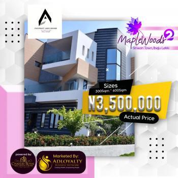 Dry Developed Estate Land, Siriwon Town, Ibeju Lekki, Lagos, Residential Land for Sale