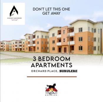 Tastefully Built 3 Bedroom Estate Apartments Units, Surulere, Lagos, Terraced Duplex for Sale