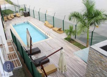 Luxury Waterfront 2 Bedroom Flat, Banana Island, Ikoyi, Lagos, Flat / Apartment for Rent