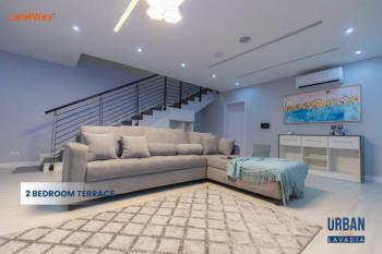 Luxury 2 Bedroom Terrace, Urban Prime Estate Abraham Adesanya, Ogombo, Ajah, Lagos, Terraced Duplex for Sale