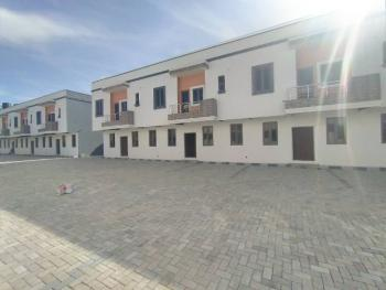 3 Bedroom Flat, Orchid Hotel Road, Lafiaji, Lekki, Lagos, Terraced Duplex for Rent