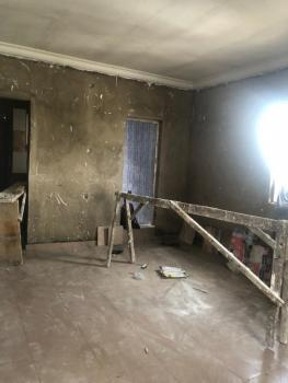 Newly Built & Very Large One Room Self-contained ( Upstairs), Off Onike Roundabout, Onike, Yaba, Lagos, Self Contained (single Rooms) for Rent