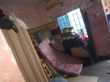 One Room Self-contained Flat, Off University Road, Abule Oja, Yaba, Lagos, Self Contained (single Rooms) for Rent