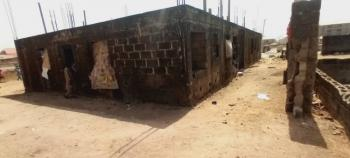 13 Rooms Story Building (unfinished) with Borehole, Zuba Federal Housing Area, New College of Education Zuba Road, Zuba, Abuja, House for Sale