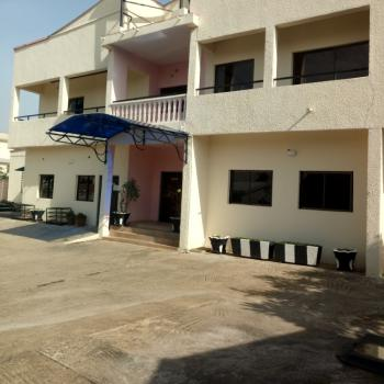 a Very Good 9 Bedroom Fully Detached Duplex with 3 Room Bq Attached, District, Wuse 2, Abuja, Detached Duplex for Rent