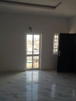 3 Bedrooms Flat All Rooms Ensuit with,washing Machine, Behind Sweet Sensation, Alagomeji, Yaba, Lagos, Flat for Rent