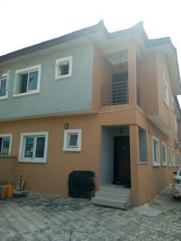 4 Bedroom Duplex, Admiralty Home Estate, Newroad, Alpha Beach, Igbo Efon, Lekki, Lagos, Terraced Duplex for Rent