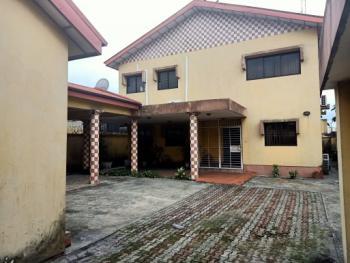 5 Bedroom Duplex with 2 Rooms Bq, Geodetic Road, Off Rumuomasi Road, Rumuomasi, Port Harcourt, Rivers, Detached Duplex for Rent