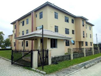 2 Bedroom Flat All Ensuite in a Gated Mini Estate in a Good Location, Chois Gardens Estate, Abijo, Lekki, Lagos, Flat for Rent