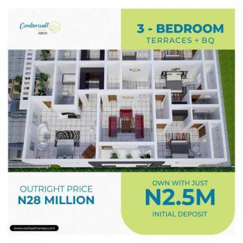 3 Bedrooms Duplex, Camberwell, Abijo, Lekki, Lagos, Detached Duplex for Sale