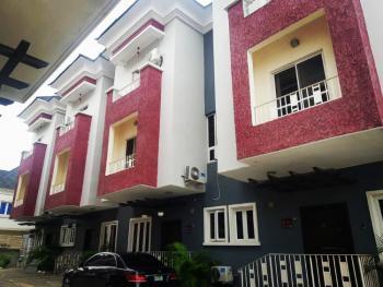 Luxury 4 Bedroom Terraced Duplex, Osapa, Lekki, Lagos, Terraced Duplex for Rent