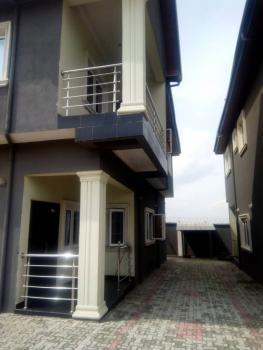 Lovely Nice 3 Bedroom Duplex Very Nice and Spacious, Magodo, Lagos, Terraced Duplex for Rent