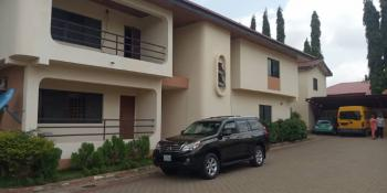 a 4 Bedroom with 2 Rooms Bq. Twin Duplex, Maitama, Maitama District, Abuja, Detached Duplex for Sale