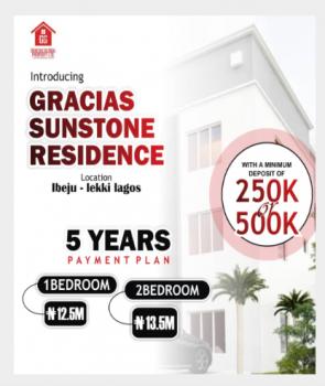1 Bedroom Flat, Gracias Sunstone Residence, Ibeju Lekki, Lagos, Flat for Sale