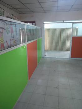 120sqm Open Plan Office Space on First Floor, Herbert Macaulay Way, Sabo, Yaba, Lagos, Office Space for Rent