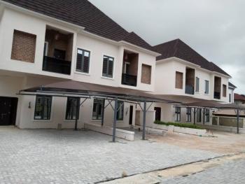 Modern 4 Bedroom Terraced Duplex with Excellent Features It in, Ikota, Lekki, Lagos, Detached Duplex for Rent