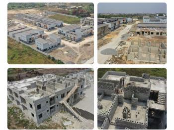 3 Bedroom Flat, Oribanwa, Awoyaya, Ibeju Lekki, Lagos, Block of Flats for Sale